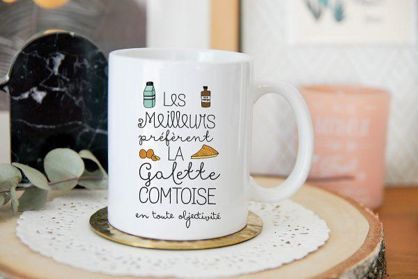 mug galette comtoise